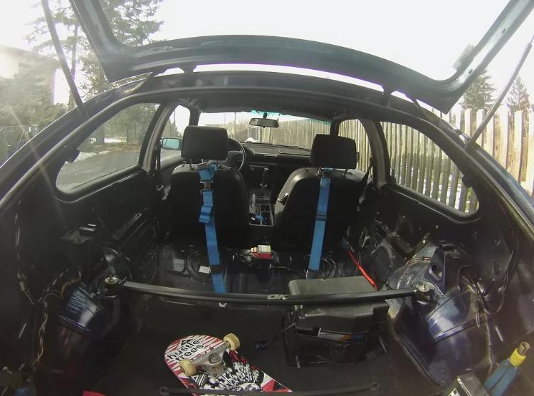 Bmw E36 Compact Domstrebe Hinten Rear Brace Online