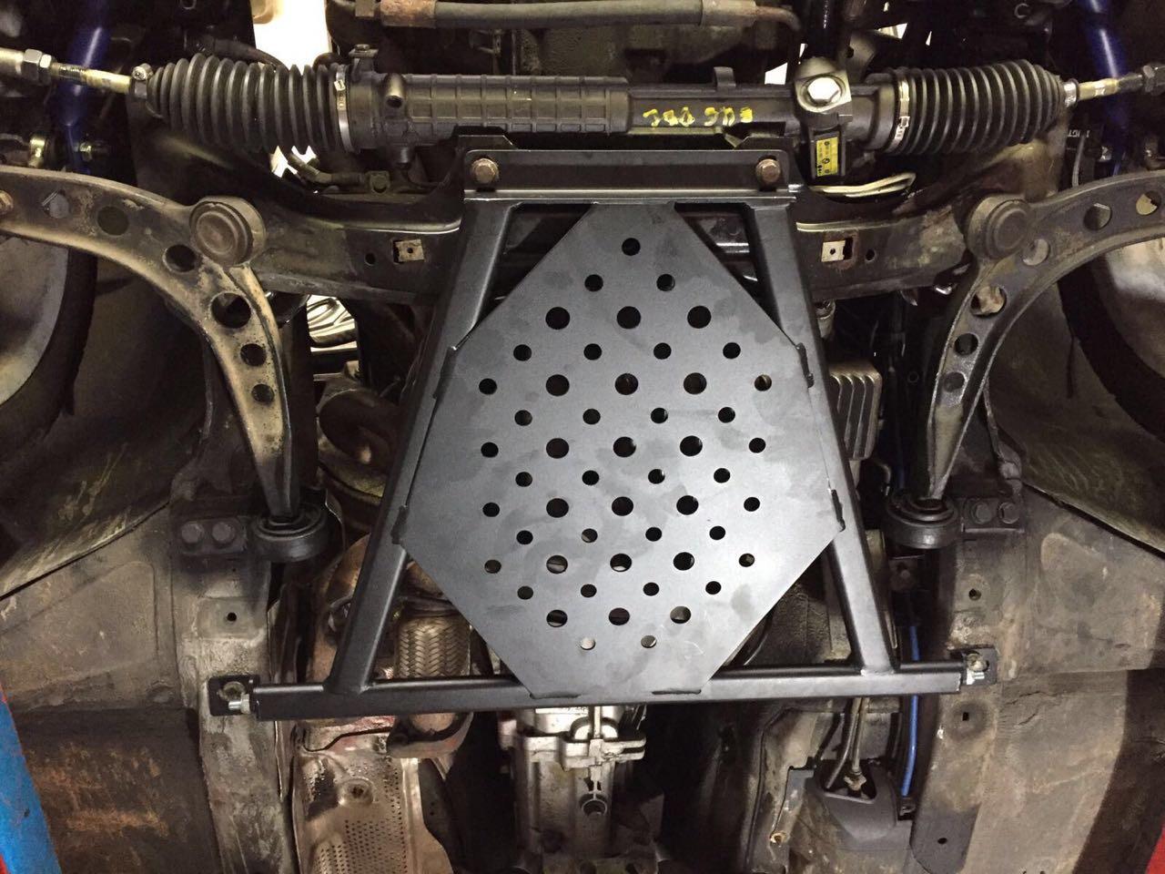 Bmw E36 M3 X Brace 214 Lwannen Unterfahrschutz Amp Untere