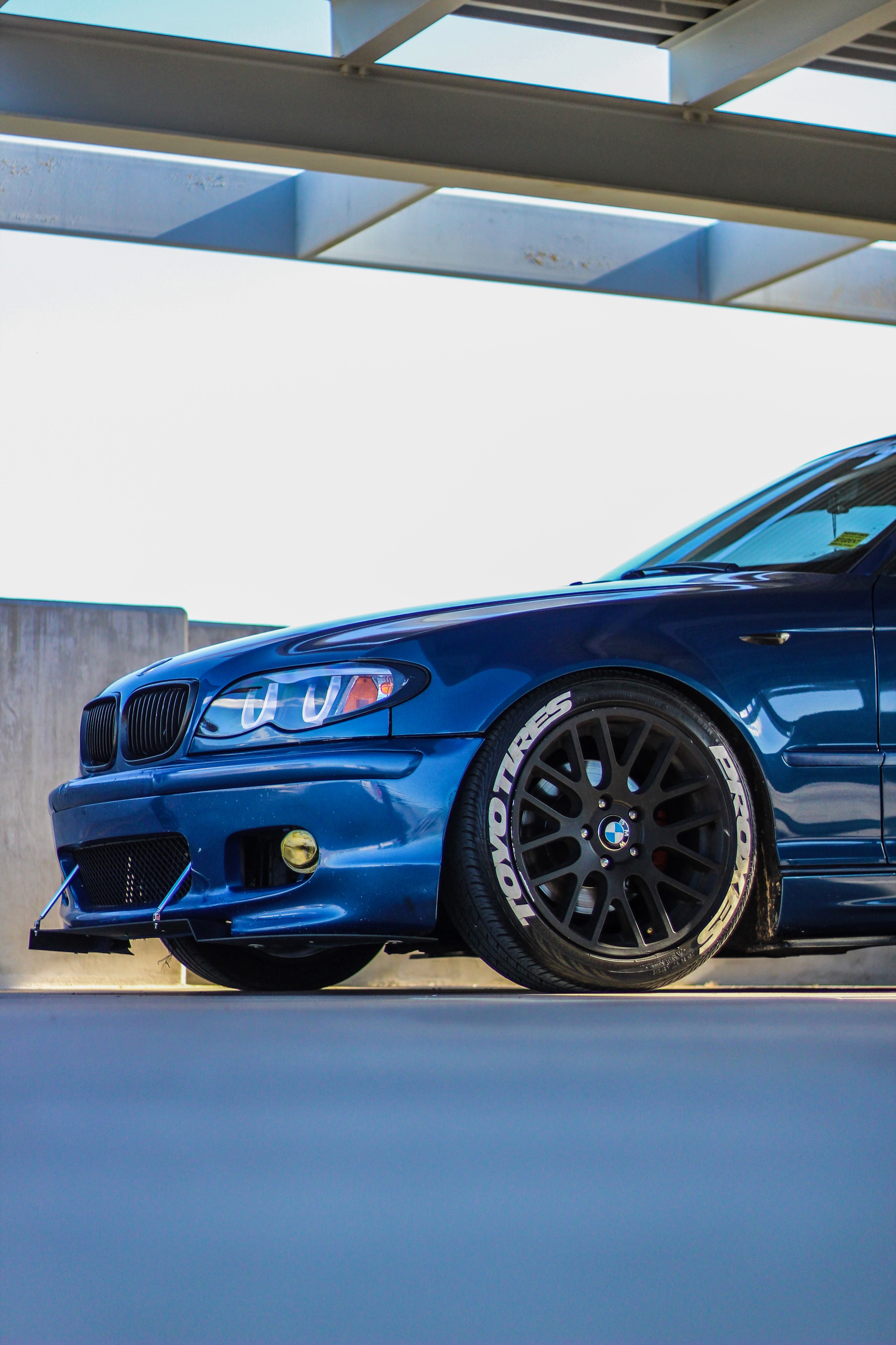 Bmw E46 Is Lippe Spoilerlippe Splitter M3 Lippe