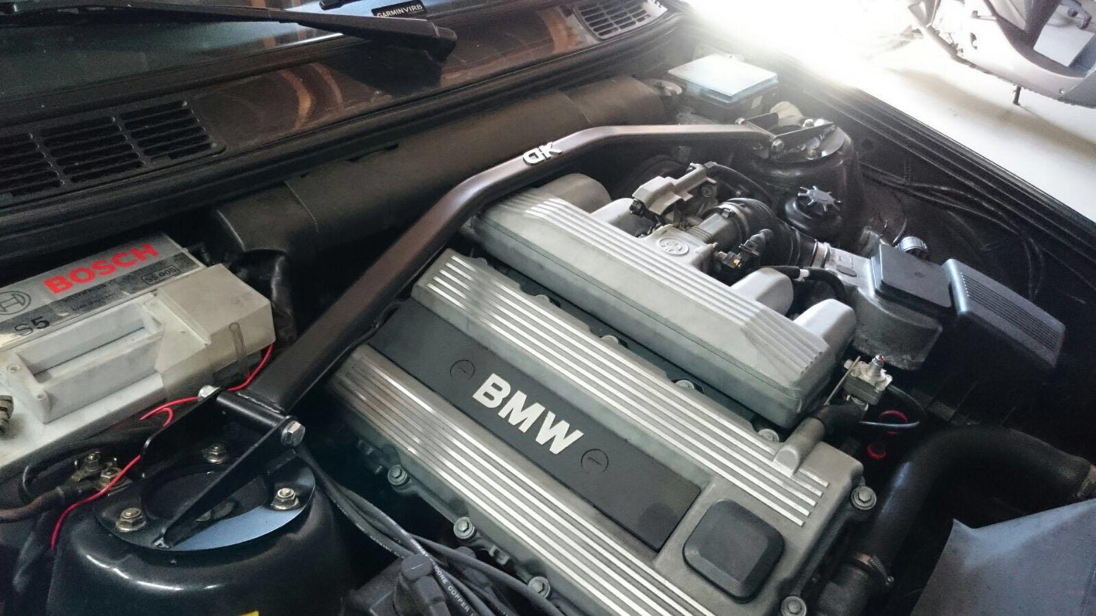 Bmw E30 Domstrebe Vorne Und Hinten 4 Zylinder M20 M40 Is