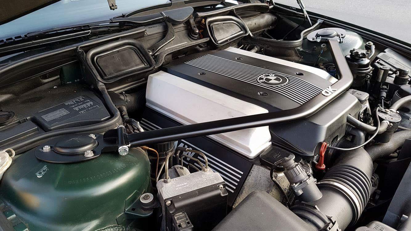 Bmw E38 Domstrebe Vorne Front Brace Online Shop F 252 R Drifting Amp Tuning