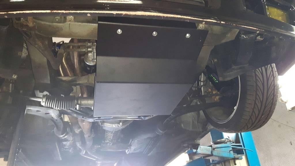 Bmw E30 214 Lwannen Unterfahrschutz Sump Protector Online