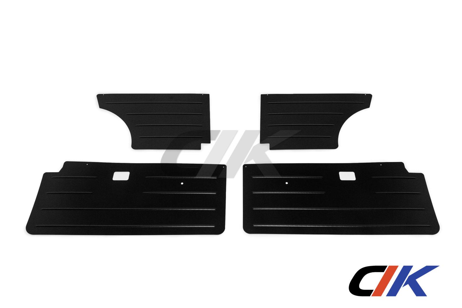 bmw e30 coupe t rverkleidung vorne hinten aluminium. Black Bedroom Furniture Sets. Home Design Ideas